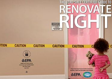 Lead Safe Certified Guide to Renovate Right