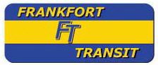 Frankfort Transit website