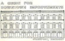 1981 Downtown Improvement Guide cover image
