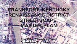 1999 Master Streetscape Plan cover image