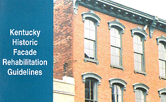 2003 Historic Facade guidelines cover image