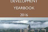 Development Yearbook 2016 cover