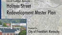 Holmes Street Redevelopment Plan cover image