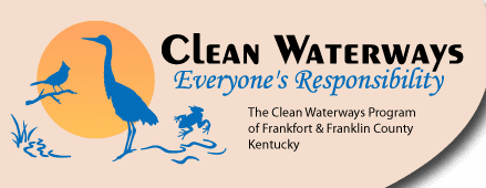 Clean Waterways Program website