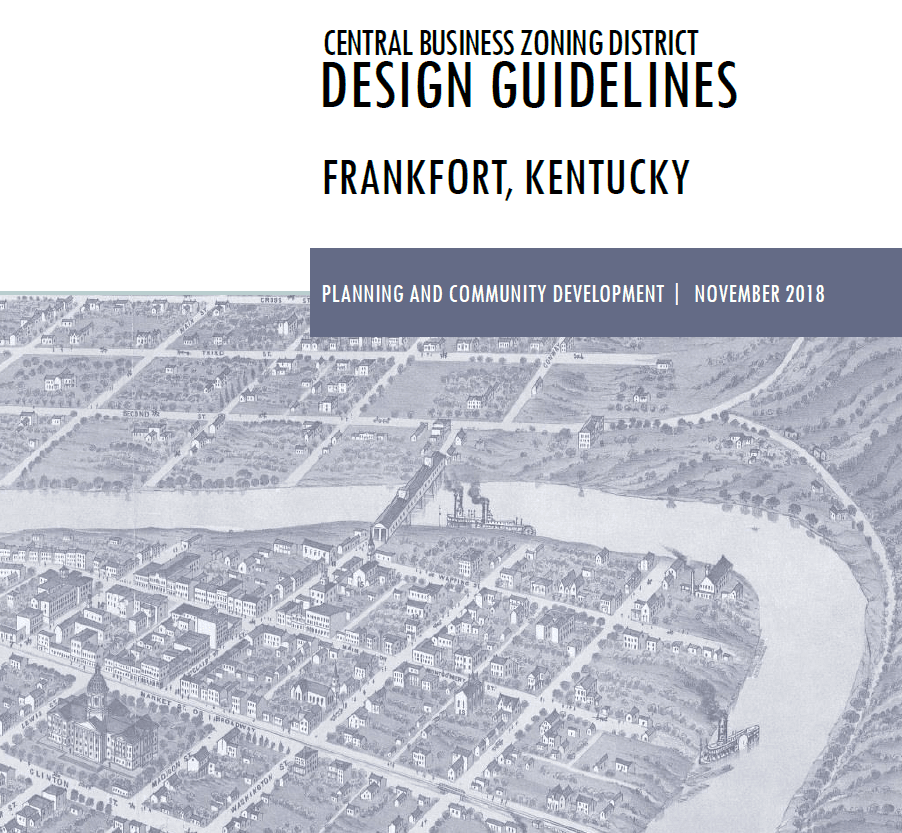 Central Business Design Guidelines