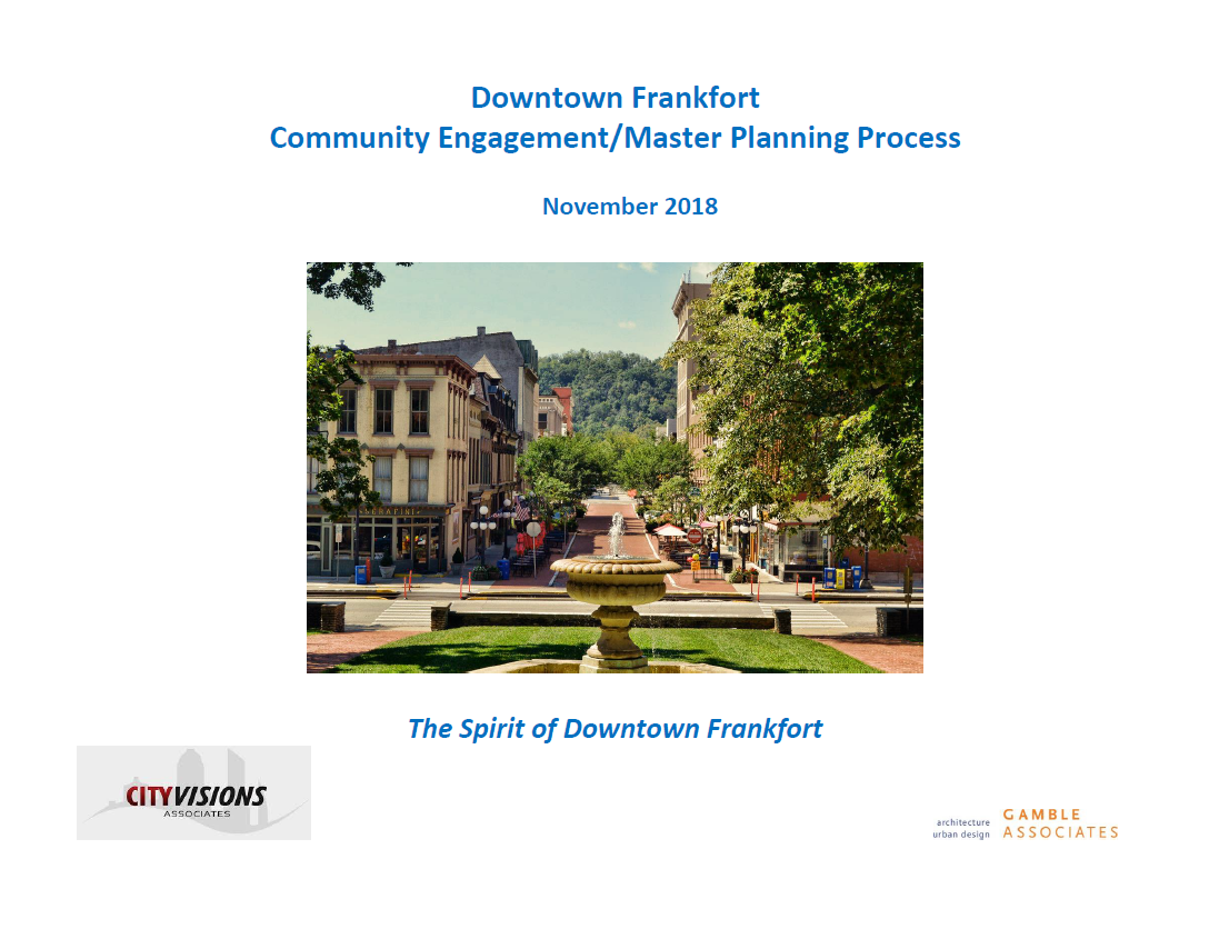 Downtown Master Plan - Final Report