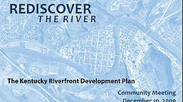 Riverfront Redevelopment Plan 2009 cover image